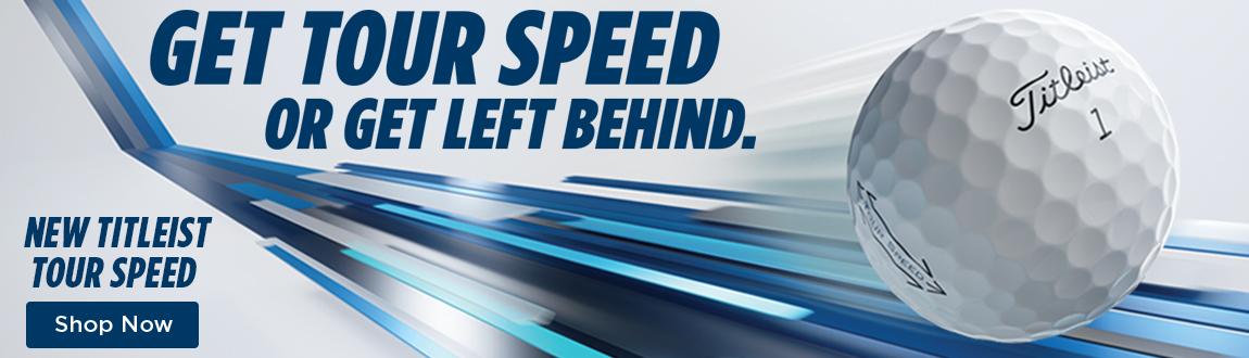 Titleist Tour Speed Golf Balls! Get Tour Speed Or Get Left Behind!