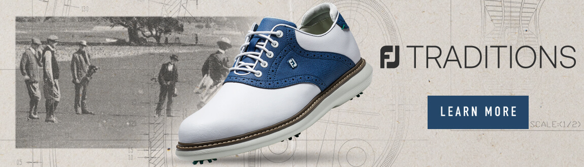 FootJoy Traditions! Learn More!
