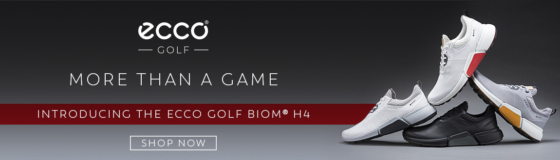 ECCO Golf BIOM H4 Shoes! Shop Now!