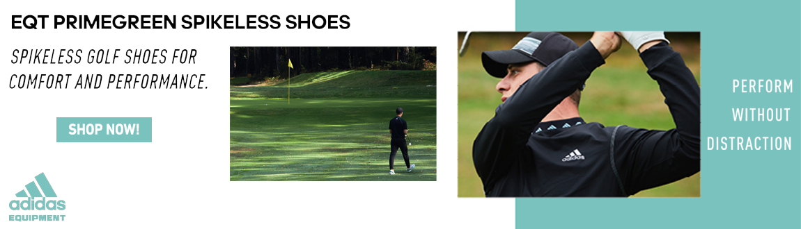 Adidas EQT Primegreen Spikeless Golf Shoes! Spikeless Golf Shoes For Comfort And Performance! Shop Now!