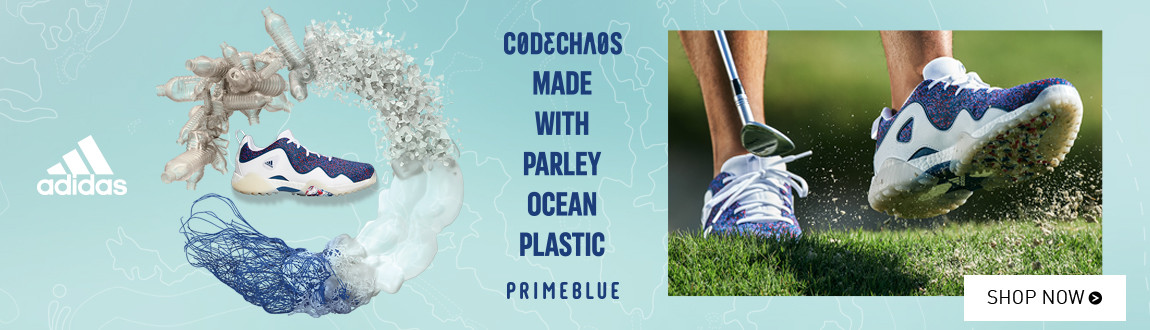 Adidas Codechaos Shoes! Made With Parley Ocean Plastic! Shop Now!