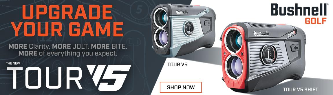 Bushnell Golf Tour V5 Golf Rangefinder! Shop Now!