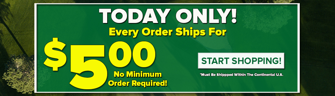 $5 Flat Rate Shipping! Today ONLY!