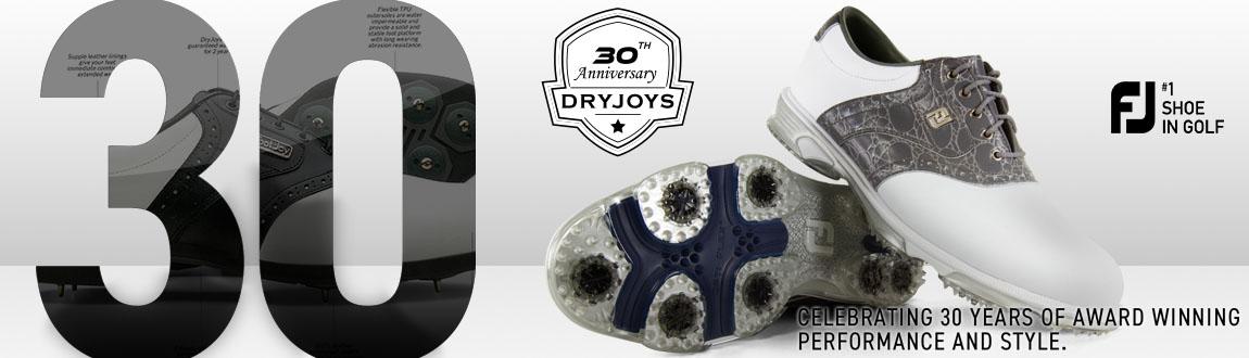 Celebrate FootJoy DryJoys 30th Anniversary at Rock Bottom Golf!