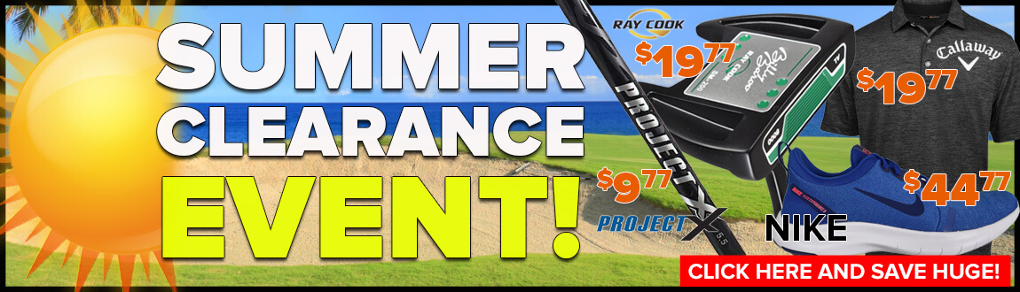Summer CLEARANCE Event!