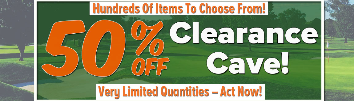 50% Off Clearance Cave Sale! HUNDREDS Of Items To Choose From!