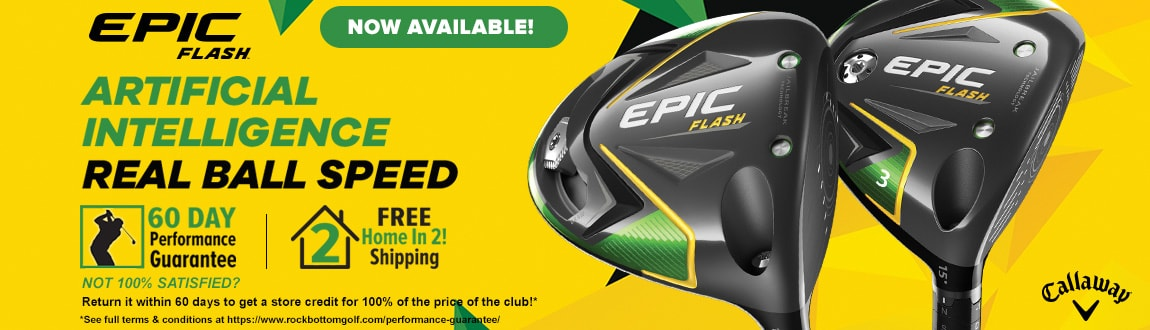 Callaway Flash Epic Woods Now Available At RBG!