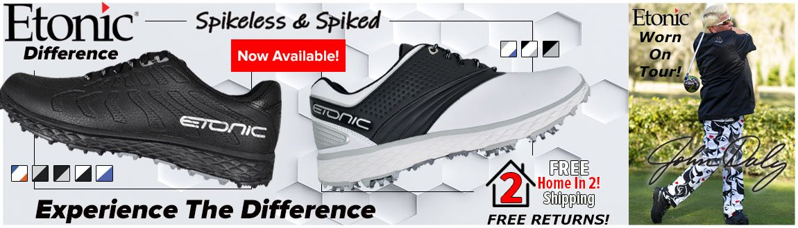 FREE Home In 2! Shipping On Etonic Difference Shoes Now Available At RBG!
