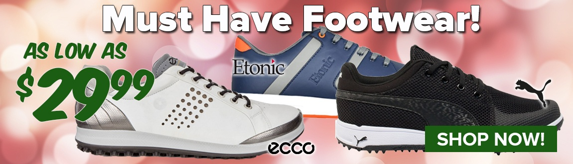 Must Have Footwear As Low As $29.99 - Shop Now!