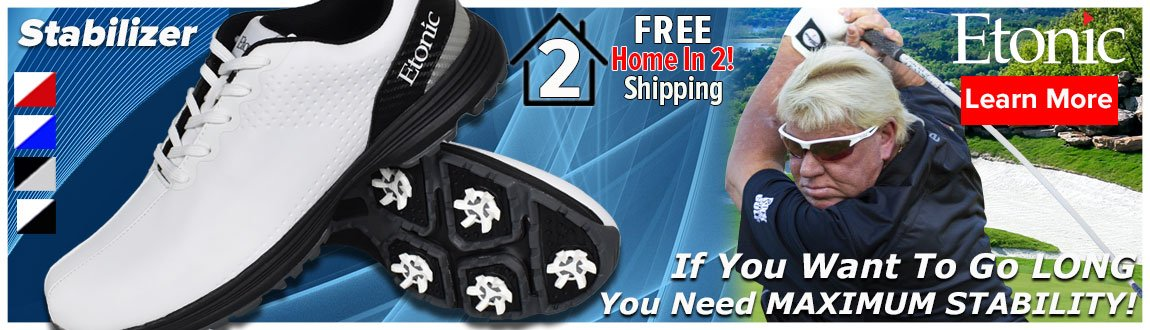 FREE Home In 2 Shipping On Etonic Stabilizer Shoes At RBG!