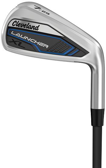 Cleveland Golf- LH Launcher XL Irons (7 Iron Set) Graphite Left Handed