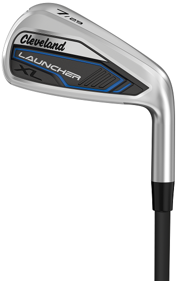 (7 Iron Set) Cleveland Golf- Launcher XL Irons Graphite