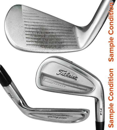 Pre Owned Cobra Golf King F6 Combo Irons Graphite 6 Club