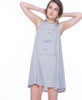 Good Vibes A-line Tank Gown