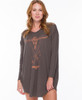 Night Valley Thermal Nightshirt