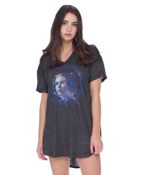 Star Wars Princess Leia V-Neck Nightshirt