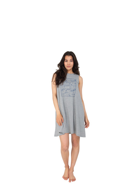 What's Your Sign Tank Swing Dress