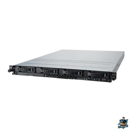 "RS300-E10-RS4 - ASUS RS300-E10-RS4 1RU RACK, CPU-1151(0/1), DIMM(0/4), 3.5""HOTSWAP(0/4), 400W RPSU, 3YR WT -"