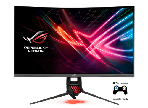"XG32VQR - 32"" ASUS ROG Strix Curved HDR Gaming Monitor"