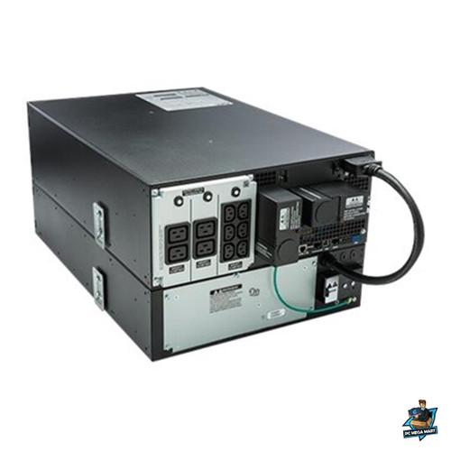 SRT6KRMXLI-3YRWTY - APC SMART-UPS (SRT) SRT6KRMXLI + CFWE-PLUS3YR-SU-05- W/ 6YR TOTAL WTY -