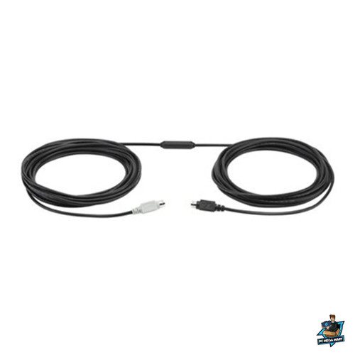 939-001487 - LOGITECH GROUP 10M EXTENDED CABLE FOR GROUP VIDEO CONFERENCING -