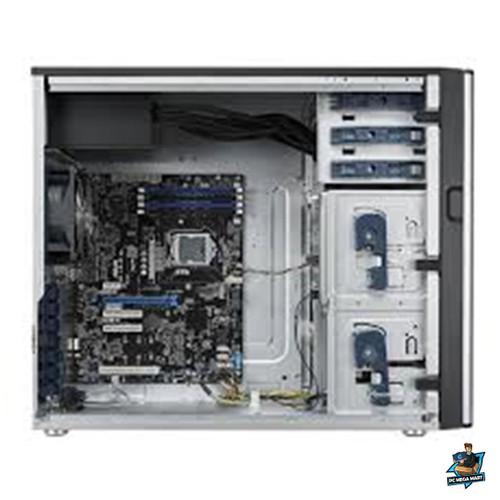 "TS300-E10-PS4 - ASUS B/BONE SVR, TWR,CPU-1151(0/1),DIMM(0/4),3.5""HOTSWAP(0/4),4x GbE, 500W PSU,3YR WTY -"