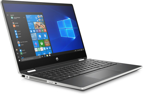 19C1 - HP Pavilion x360 14-inch Convertible PC (14, Touch, Natural Silver, HD Cam,non ODD, NON FPR)