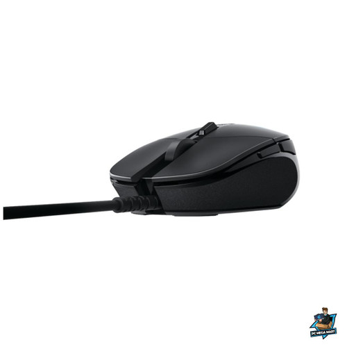 910-004210 - LOGITECH G302 DAEDALUS PRIME GAMING MOUSE, 6 PROGRAMMABLE BUTTON, DPI SWITCHING- 2YR WTY -