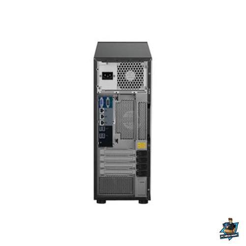 """7Y45A01LAU - LENOVO THINKSYSTEM ST250 XEON E-2104G 4C (1/1), 8GB(1/4), 2.5""""HS(0/8), 550W, 3YR -"""