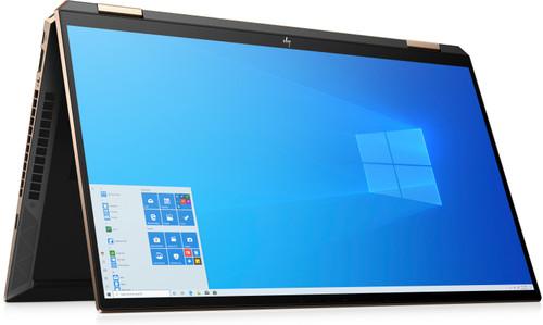 HP Spectre x360 Convertible PC (15, Touch, Nightfall Black, IR cam, no ODD, FPR) w/ Win10, Tent Mode