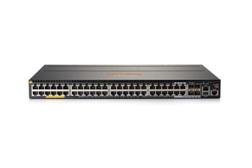 JL322A - Aruba 2930M 48G PoE+ 1-slot Switch