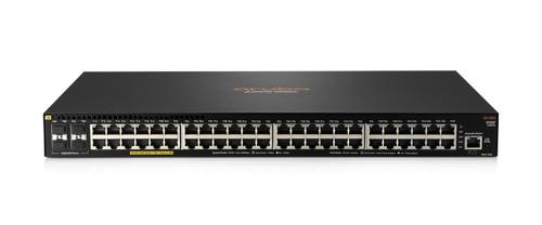 JL557A - Aruba 2930F 48G PoE+ 4SFP 740W Switch