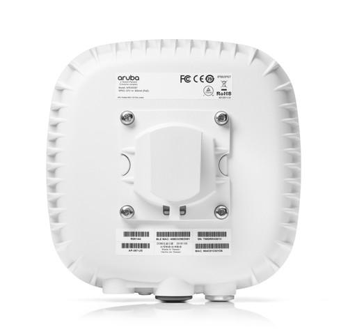 R0K13A - Aruba AP-387 (RW) 802.11ac/ad 802.3at POE Dual 5/60 GHz Integrated Antenna Outdoor Radio