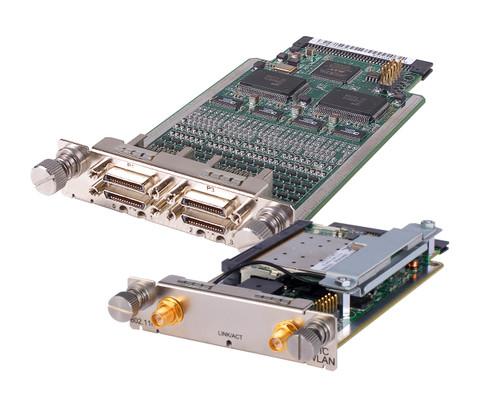 JG739A - HPE FlexNetwork MSR 4-port Gig-T Switch SIC Module