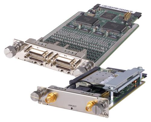 JH240A - HPE MSR 1-port E1/T1 Voice SIC Module