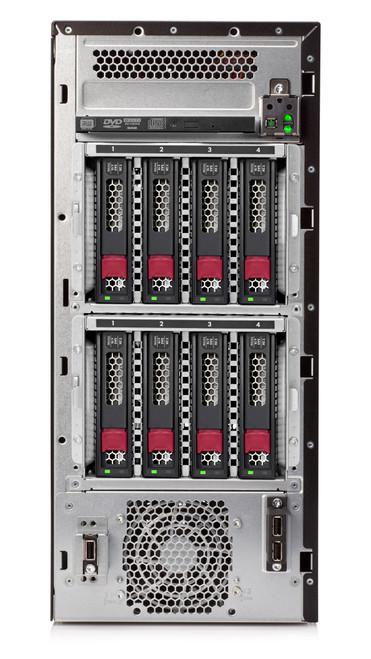 P10812-371 - HPE ProLiant ML110 Gen10 4208 1P 16GB-R S100i 4LFF 550W PS Server