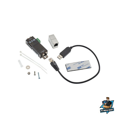 Eaton EMPDT1H1C2 temperature humidity sensor Indoor Temperature & humidity sensor Freestanding Wired 2