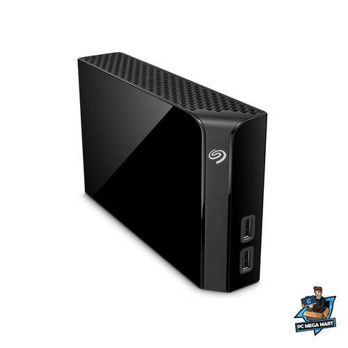Seagate Backup Plus Hub external hard drive 6000 GB Black 2