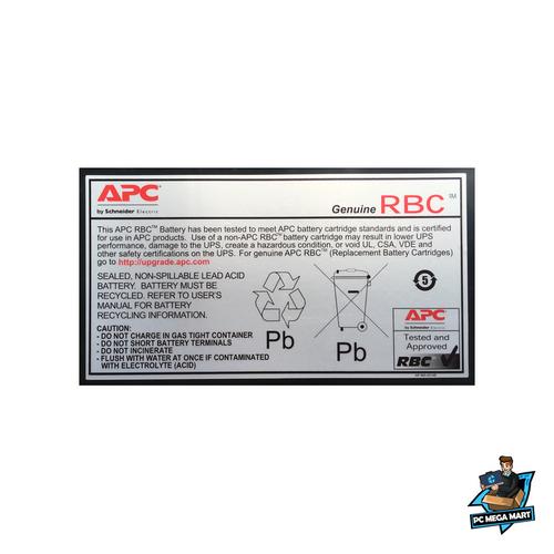 APC RBC33 UPS battery Sealed Lead Acid (VRLA) 2