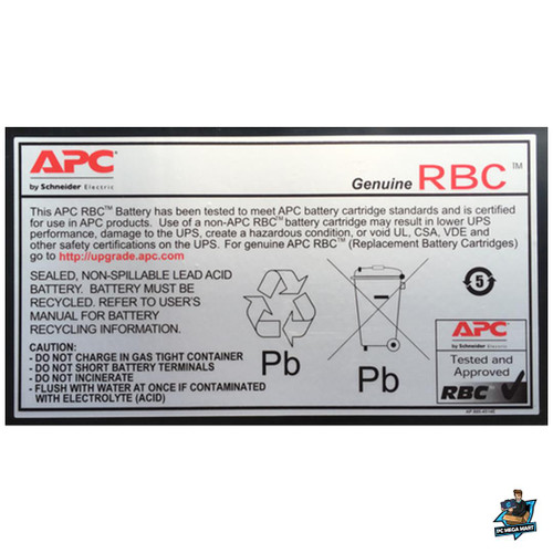 Temp Images\APC Replacement Battery Cartridge #55 Lithium-Ion (Li-Ion) 1