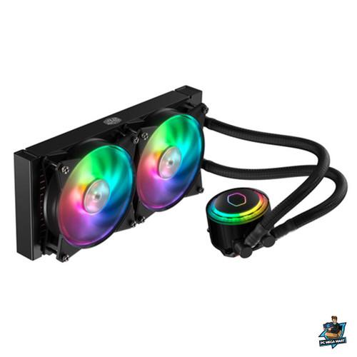 Temp Images\Cooler Master MASTERLIQUID ML240R RGB computer liquid cooling Processor 1