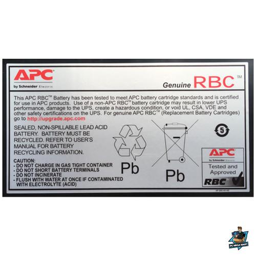 Temp Images\APC RBC22 UPS battery Sealed Lead Acid (VRLA) 1