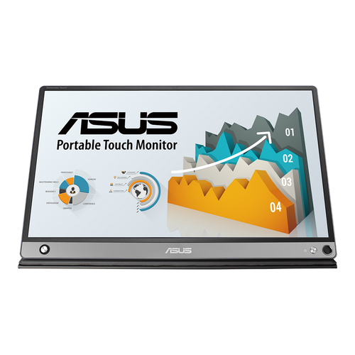 """MB16AMT - 15.6"""" ASUS ZenScreen Touch USB Portable Monitor"""