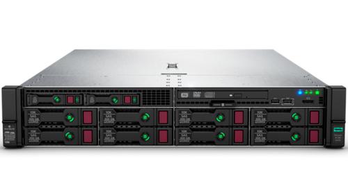 HPE ProLiant DL380 Gen10 - Center facing