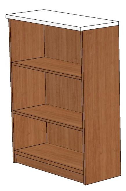 "15"" Deep Bookcase"
