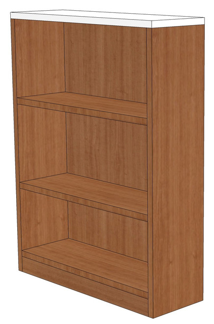 "12"" Deep Bookcase"