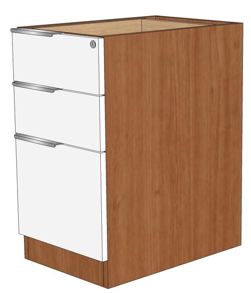 Box/Box/File Pedestal