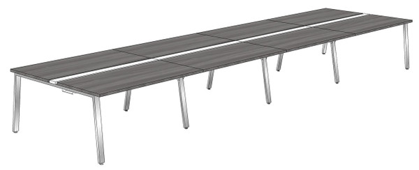 """Synapse 8-packs without Privacy Panels, 60"""" Deep Bench"""
