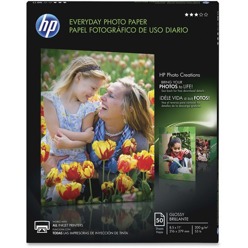 HP Everyday Photo Paper - Recycled