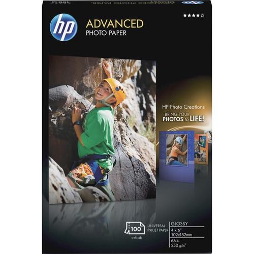 HP Inkjet Photo Paper - Glossy